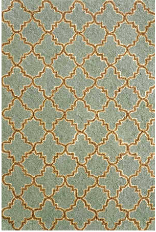 Obsession Moroccan Trellis Link Lattice Pattern The